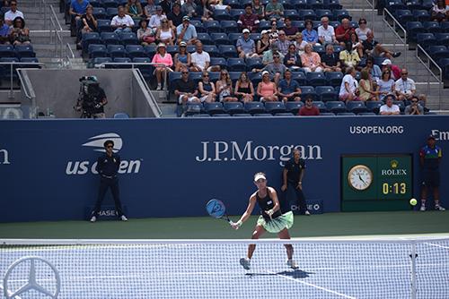 racquet head up